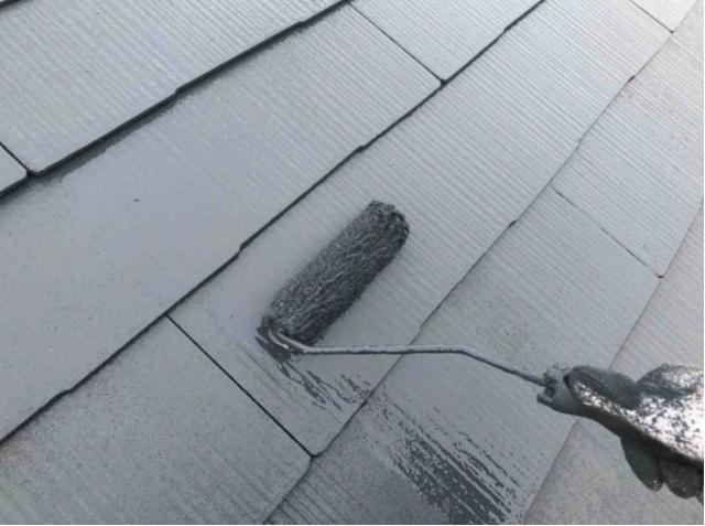 屋根塗装スレート