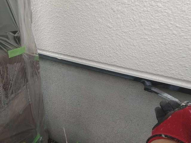 所沢市 建物を守る軒天や破風、シャッターや雨樋も塗装で徹底防水 雨漏りを予防