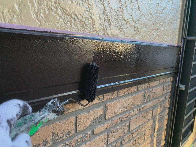 帯板 塗装