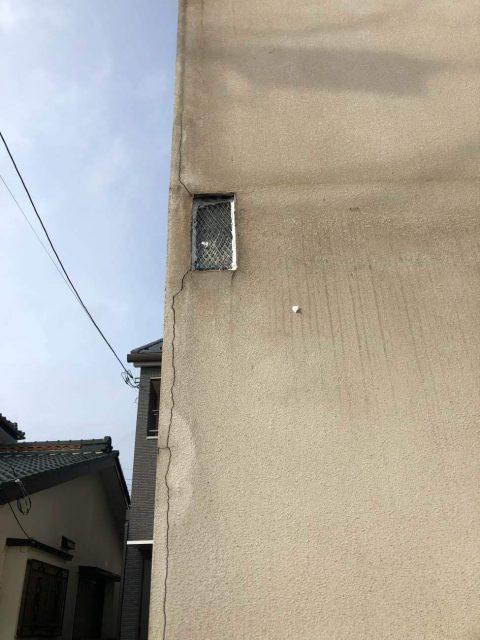 所沢市若狭 屋根・外壁塗装 ベランダ解体工事 (11)