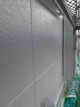 飯能市 屋根カバー 外壁塗装 下塗り