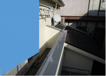 所沢市 小手指元町 屋根カバー 外壁塗装 リフォーム工事 現地調査 (27)