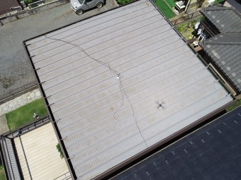 所沢市 東所沢 屋根塗装、外壁塗装2