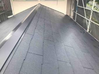 入間市 屋根塗装 無機塗料 (1)