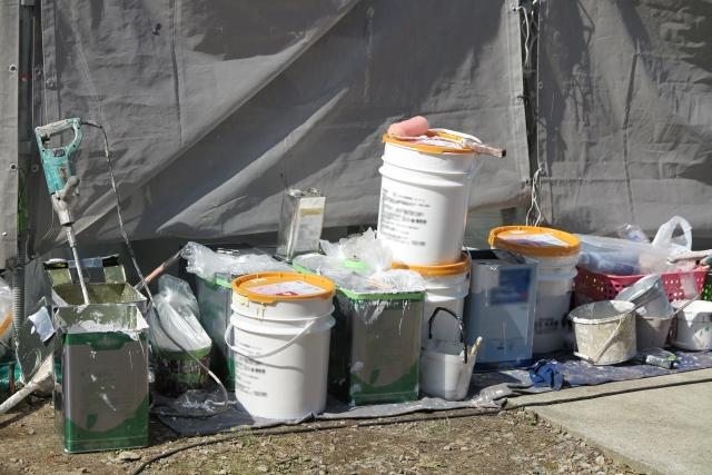 シリコン塗料のメリットとデメリット