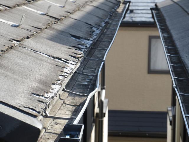変換 ~ 飯能市 屋根カバー工事 外壁塗装工事 施工前 (7)