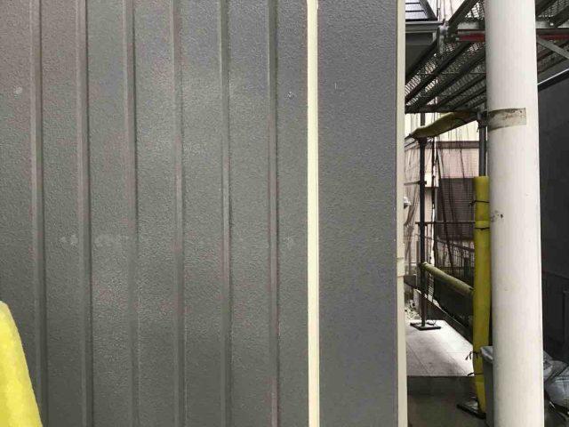 狭山市南入曽 屋根塗装・外壁塗装 シーリング打ち替え (4)