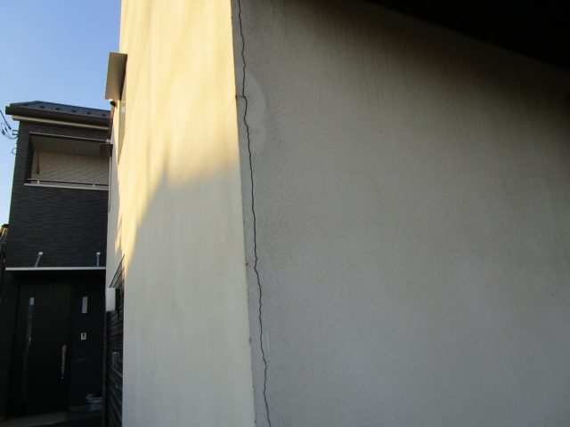 所沢市若狭 屋根・外壁塗装 ベランダ工事 現地調査 (19)
