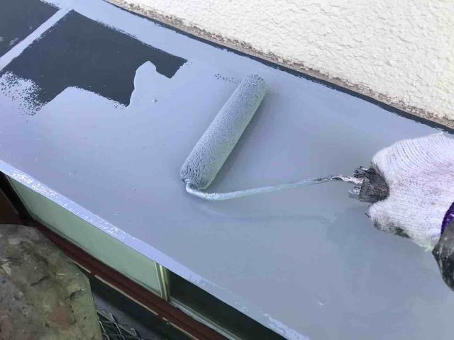 変換 ~ 飯能市 屋根カバー 外壁塗装 付帯部塗装 (3)