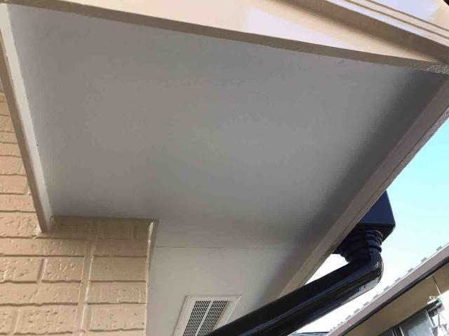 変換 ~ 入間市 屋根カバー 外壁塗装工事 施工後 (9)