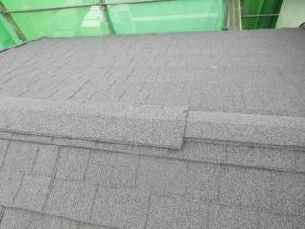 東京都東村山市 屋根カバー工事(セネター)、外壁塗装工事 屋根材施工3