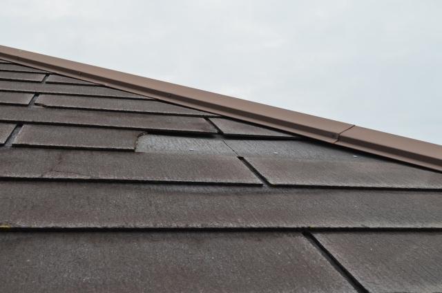コラム スレート屋根