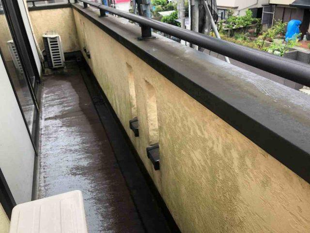所沢市 東所沢 屋根 外壁塗装 現地調査