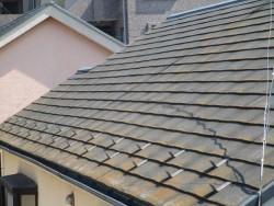 所沢市 東所沢 屋根 外壁塗装 現場調査 (2)