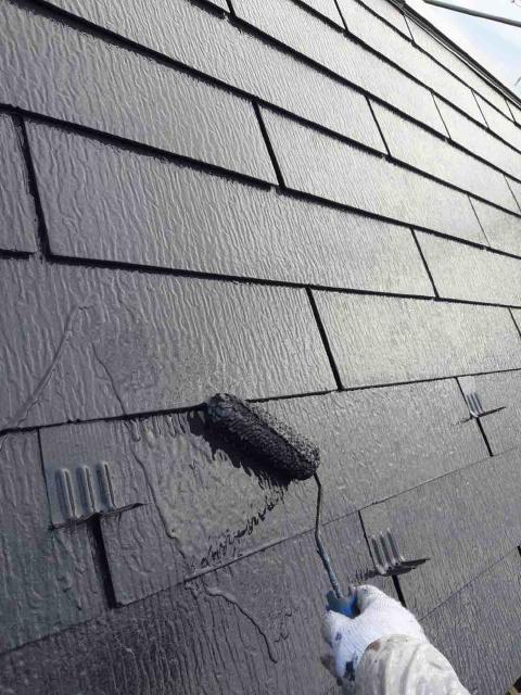 高耐久で防水性も高いフッ素樹脂塗料で屋根塗装リフォーム 飯能