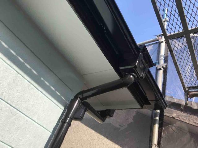 変換 ~ 入間市 屋根カバー 外壁塗装 付帯部塗装 (10)