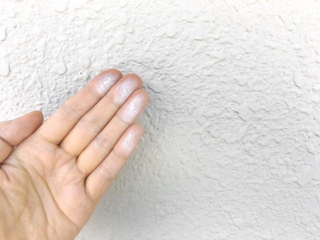 チョーキング(白亜化) 塗膜劣化を防ぐ ラジカル制御塗料