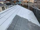 所沢市 上新井 屋根塗装 フッ素樹脂塗料 (2)