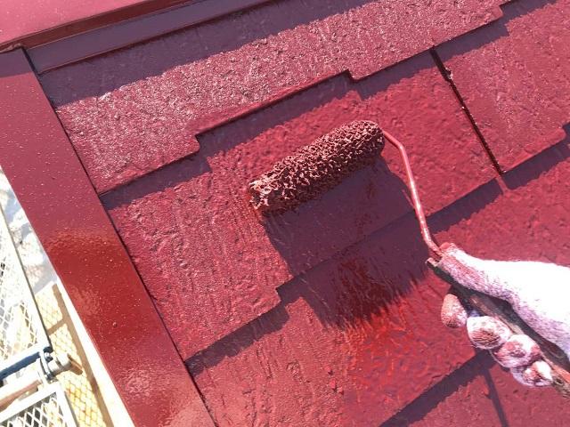 狭山市広瀬 屋根・外壁塗装 屋根塗装1