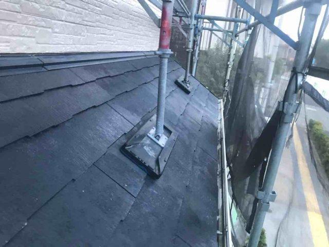 入間市 屋根塗装 無機塗料 (32)
