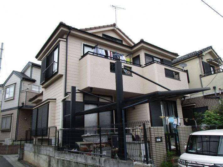 狭山市広瀬台 屋根・外壁塗装 現地調査 (58)