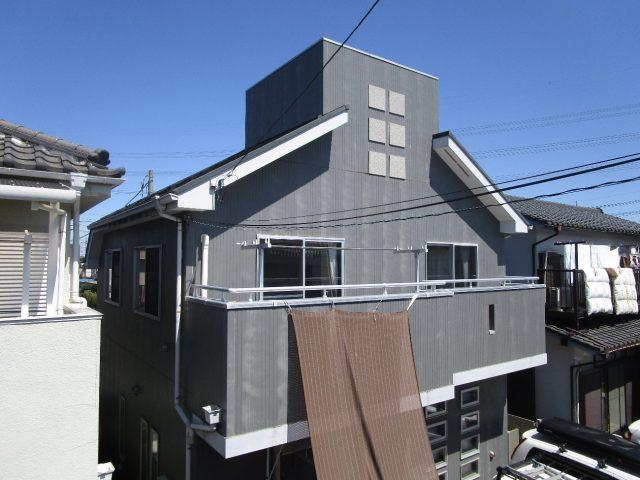 狭山市南入曽 屋根塗装・外壁塗装 現地調査 (5)