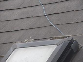 所沢市和ケ原 屋根カバー、天窓撤去、外壁塗装工事 現地調査 天窓2
