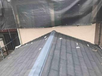 入間市 屋根塗装 無機塗料 (35)