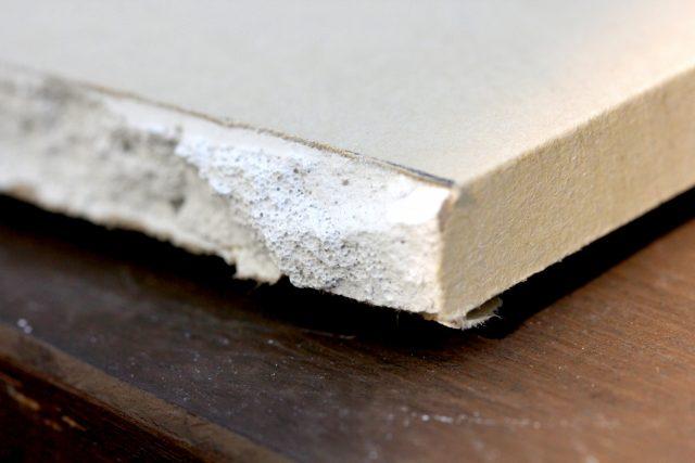 軒天材 種類 スラグ石膏板