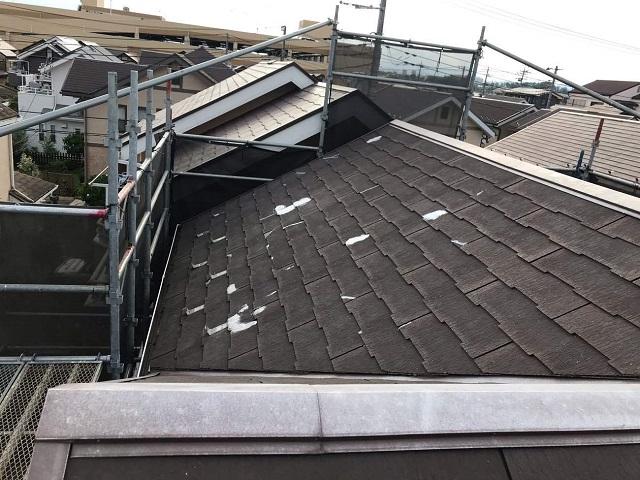 狭山市広瀬 屋根・外壁塗装 屋根塗装3