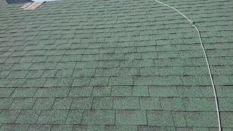 変換 ~ 入間市 屋根カバー 外壁塗装工事 屋根カバー防水紙、オークリッジ施工 (8)