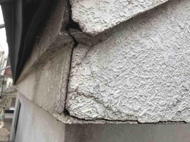 変換 ~ 飯能市 屋根カバー 外壁塗装 外壁クラック補修 (5)