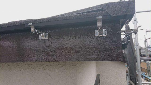 所沢市 屋根葺き替え 雨樋交換工事 (2)