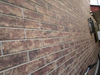 狭山市広瀬 屋根・外壁塗装 ベランダ防水 現地調査 外壁の劣化