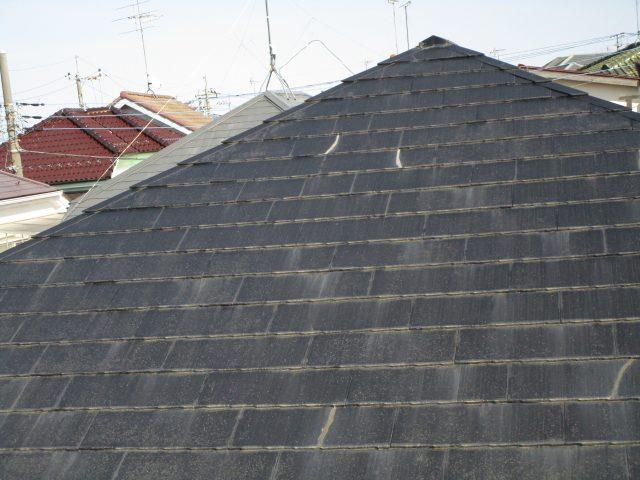 所沢市 小手指元町 屋根カバー 外壁塗装 リフォーム工事 現地調査 (80)