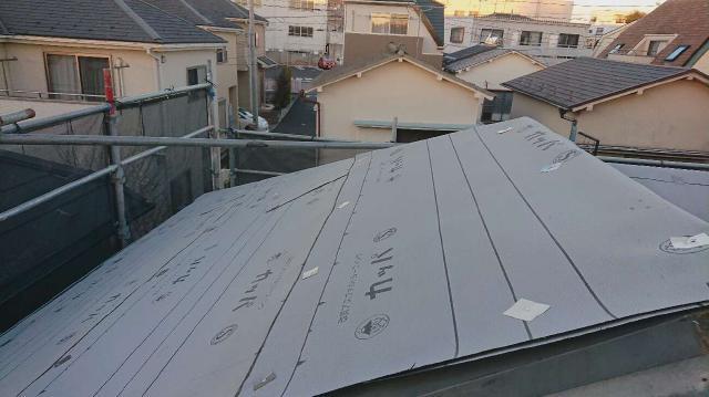 変換 ~ 入間市 屋根カバー 外壁塗装 屋根カバー工事 (3)