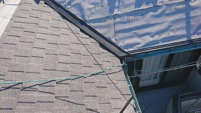 変換 ~ 入間市 屋根カバー 外壁塗装 屋根カバー工事 (5)