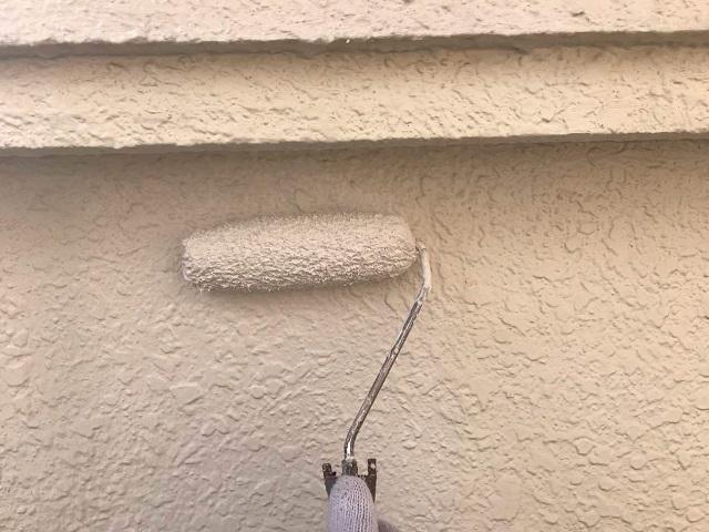 所沢市北野南 屋根カバー、外壁塗装工事1