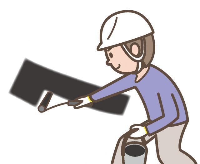 シリコン塗料のメリット
