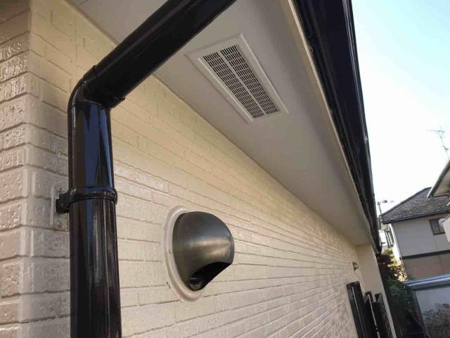 変換 ~ 入間市 屋根カバー 外壁塗装工事 施工後 (8)