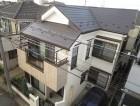 入間市東藤沢 屋根カバー工事 外壁塗装 施工後
