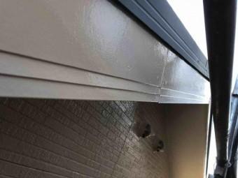 変換 ~ 入間市 屋根カバー 外壁塗装工事 付帯部塗装工事 (9)