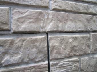 入間市 屋根・外壁塗装 現地調査 外壁コーキング ひび割れ