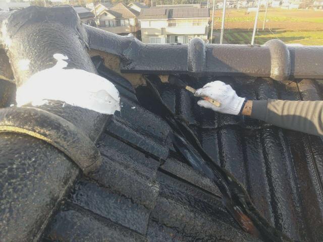 変換 ~ 所沢市 屋根塗装 外壁塗装 瓦屋根塗装 (1)