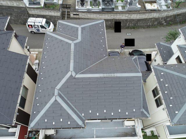 所沢市 北秋津 屋根リフォーム 外壁塗装工事 現場調査 (7)