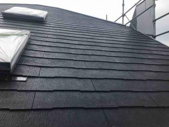 入間市 屋根塗装 無機塗料 (33)