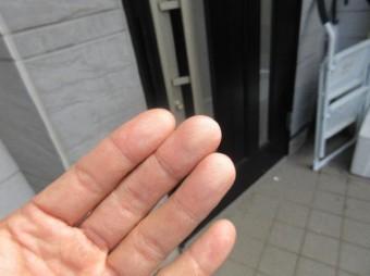 変換 ~ 入間市 屋根カバー 外壁塗装 現地調査 (10)
