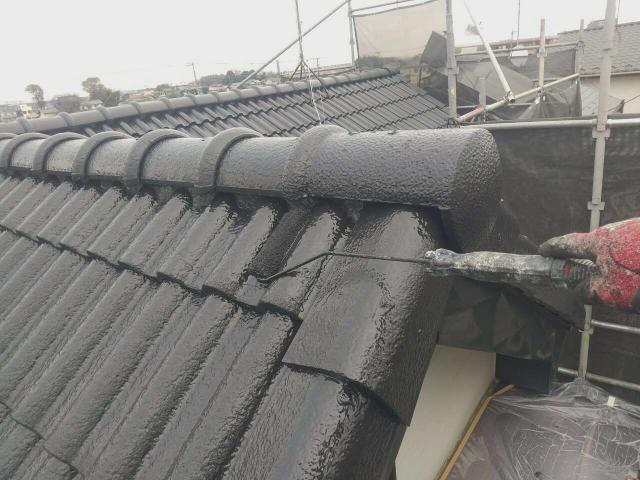 変換 ~ 所沢市 屋根塗装 外壁塗装 瓦屋根塗装 (2)