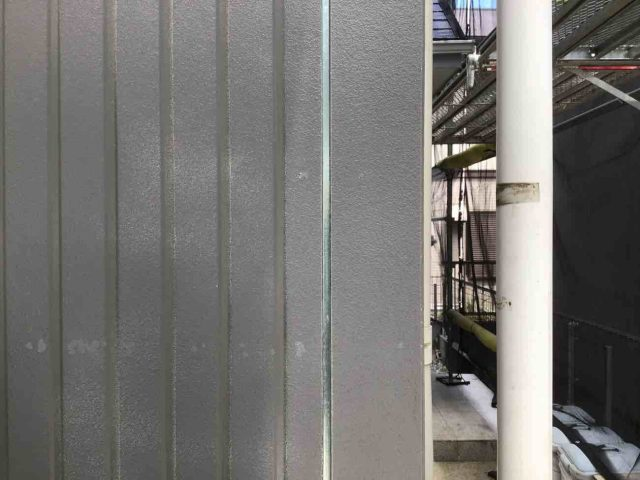 狭山市南入曽 屋根塗装・外壁塗装 シーリング打ち替え (1)