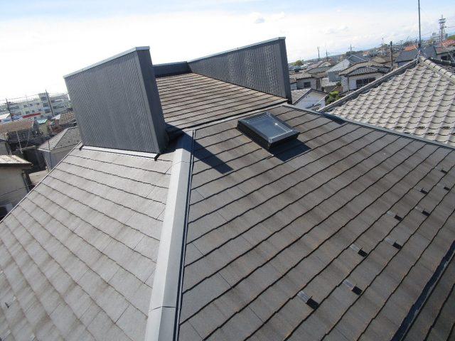 狭山市南入曽 屋根塗装・外壁塗装 現地調査 (3)